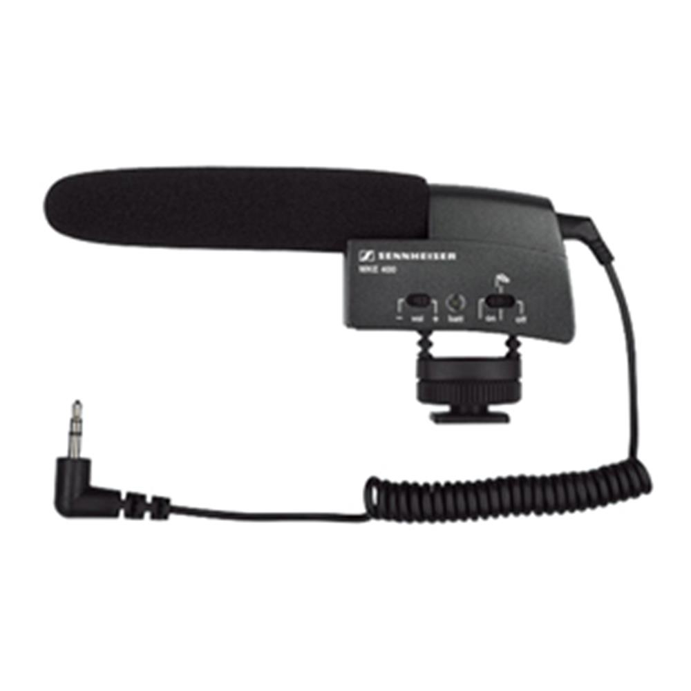 SENNHEISER MKE400 VIDEO MICROPHONE