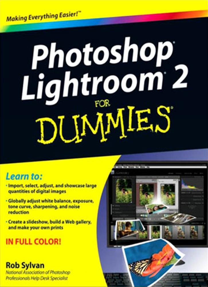 PHOTOSHOP LIGHTROOM FOR DUMMIES