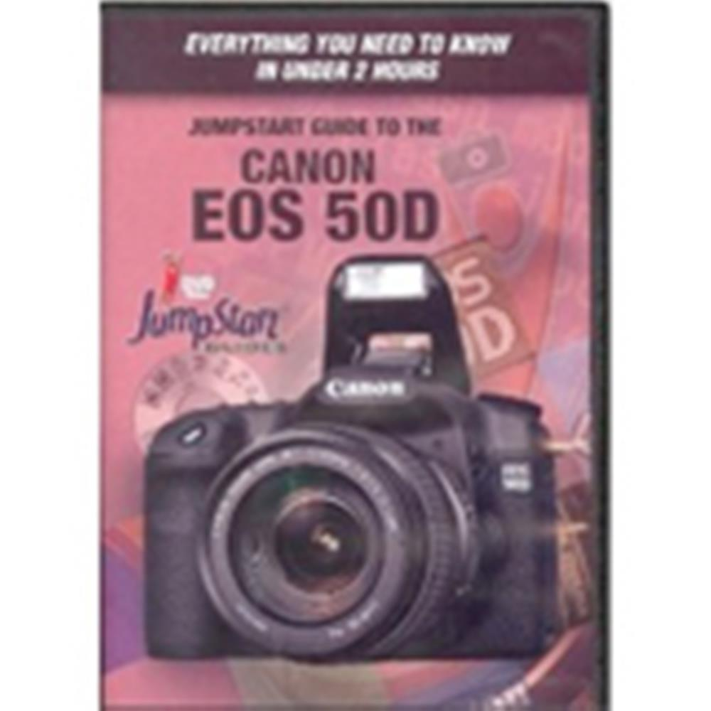 JUMPSTART GUIDE TO CANON 50D