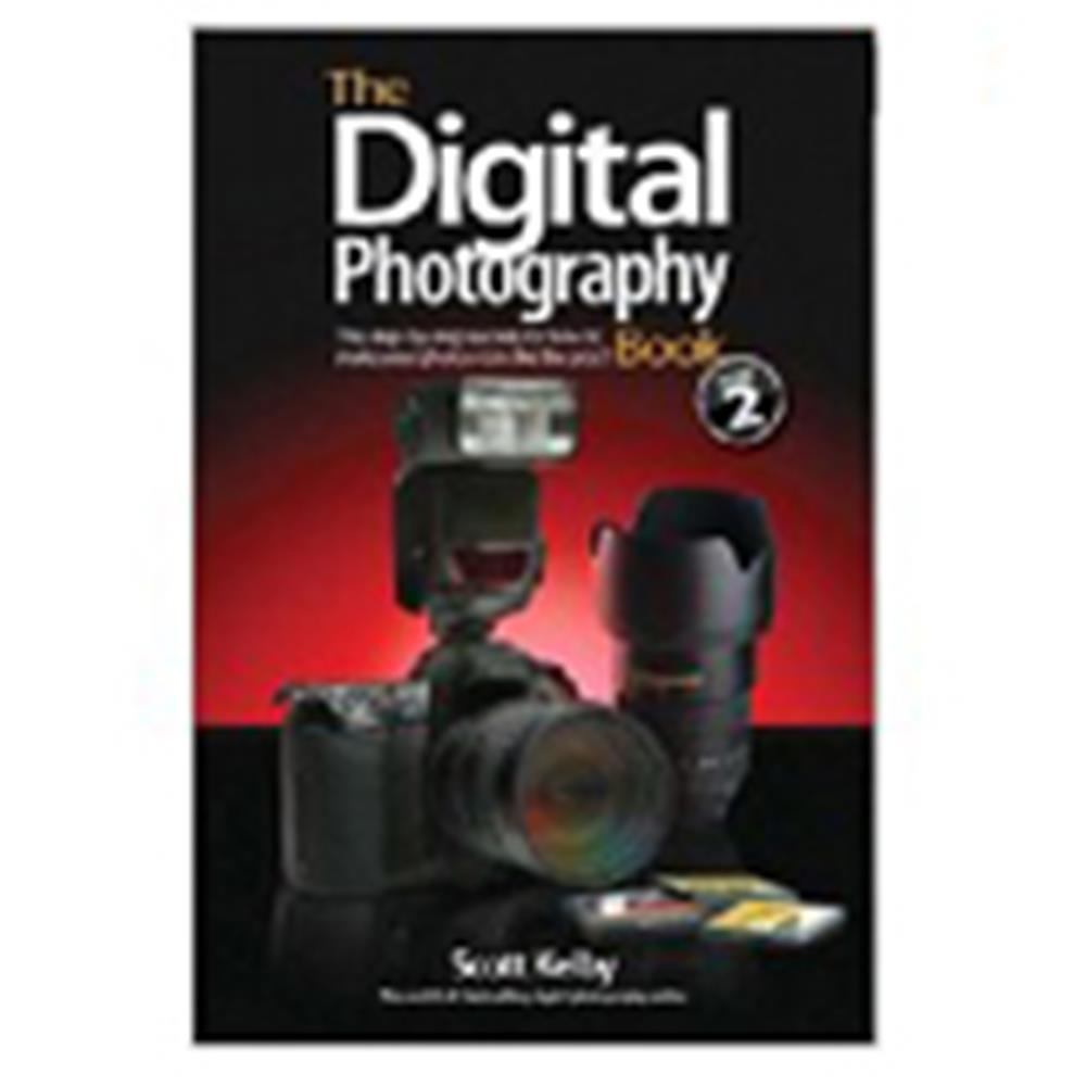 THE DIGITAL PHOTOGRAPHY BOOK VOL:2 KELBY