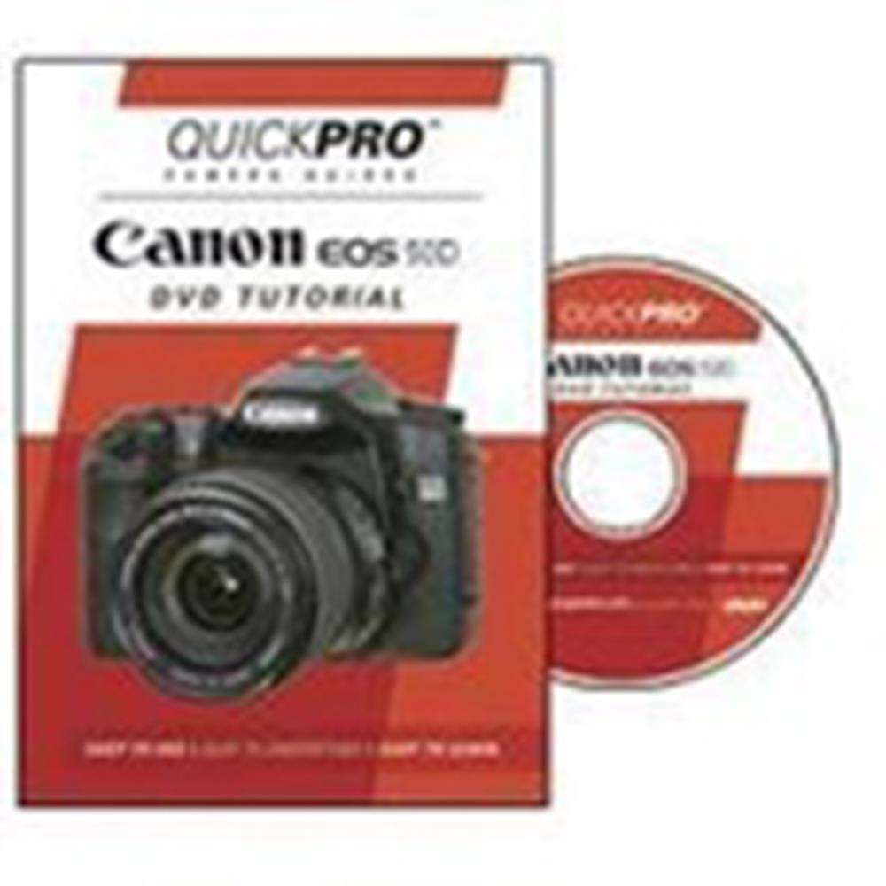 QUICKPRO CANON 50D GUIDE