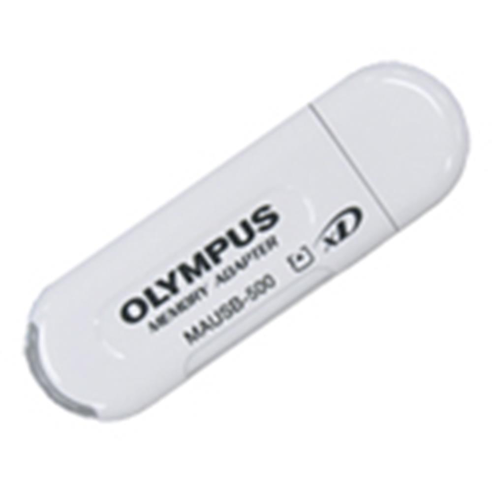 OLYMPUS XD CARD READER/WRITER MAUSB-500