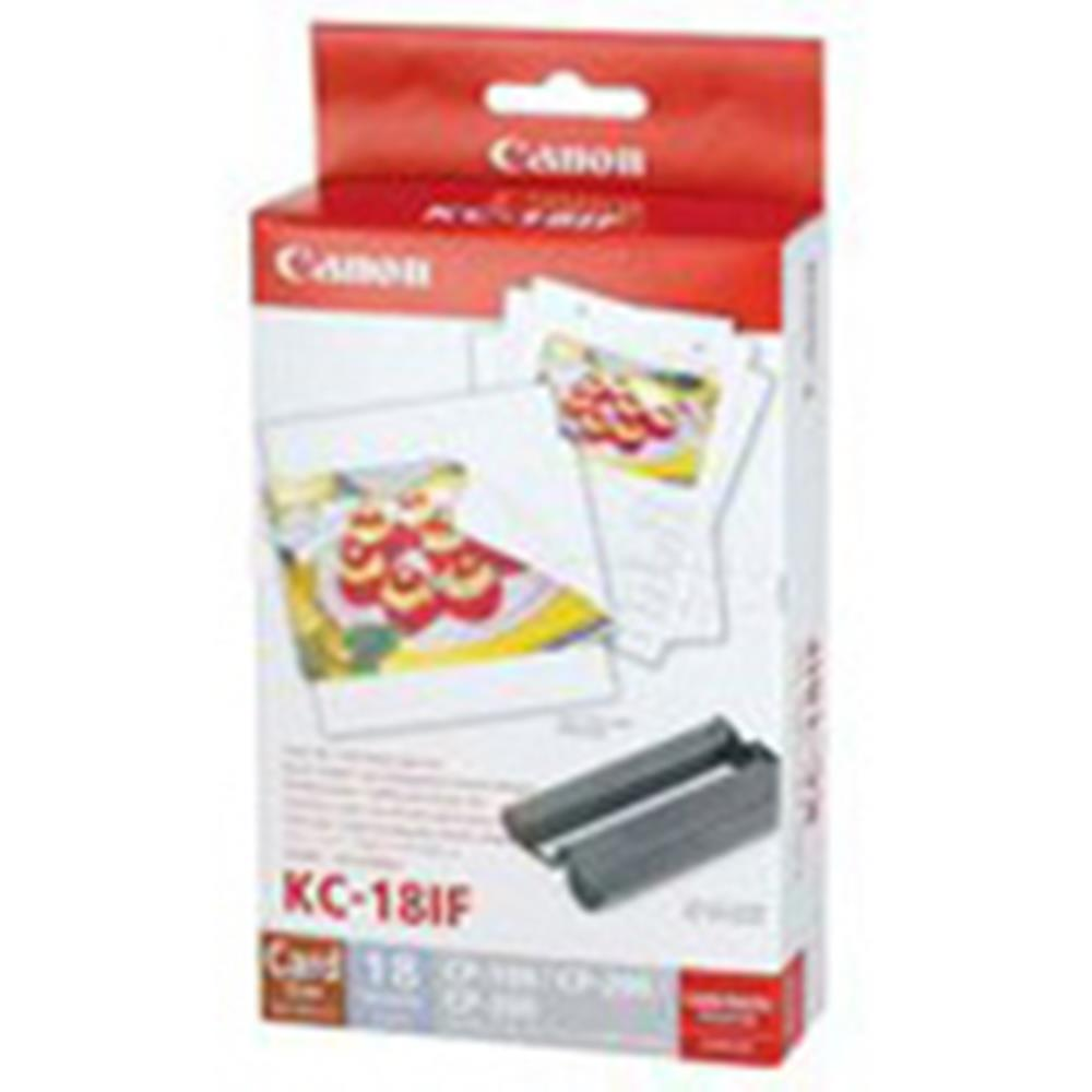 CANON KC-18IF FULL SIZE LABEL(CP-PRINTER
