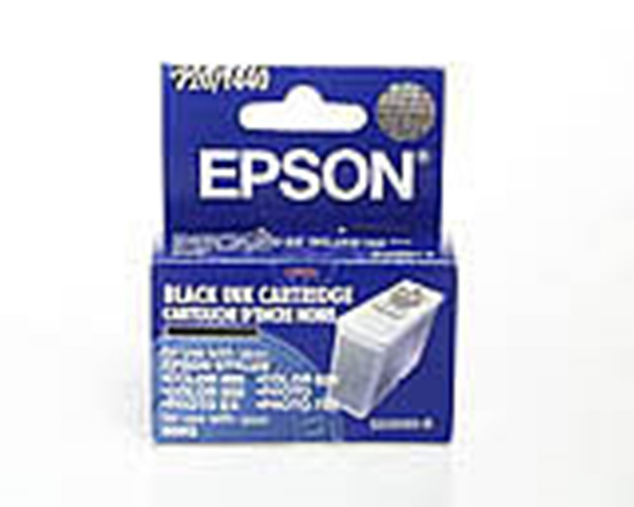 EPSON T026201 BLACK CARTRIDGE (820/925)
