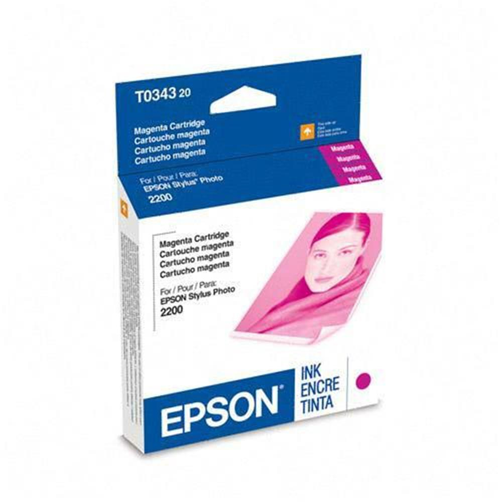 EPSON MAGENTA COLOUR INK (2200)