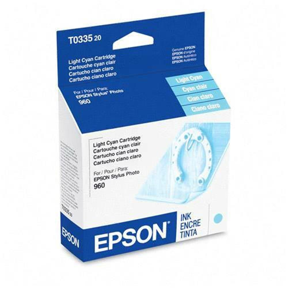 EPSON LIGHT CYAN INK (960)