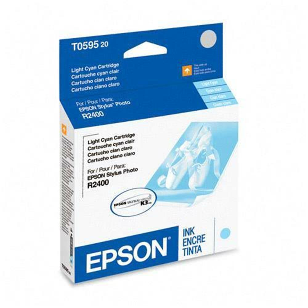 EPSON PHOTO LIGHT CYAN (R2400)