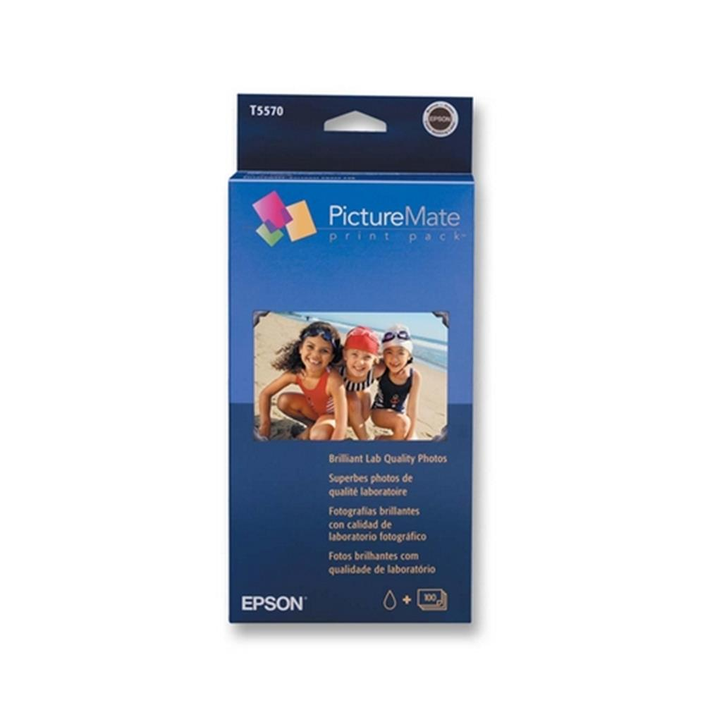 EPSON PRINTPACK GLOSSY 100SH PICTUREMATE
