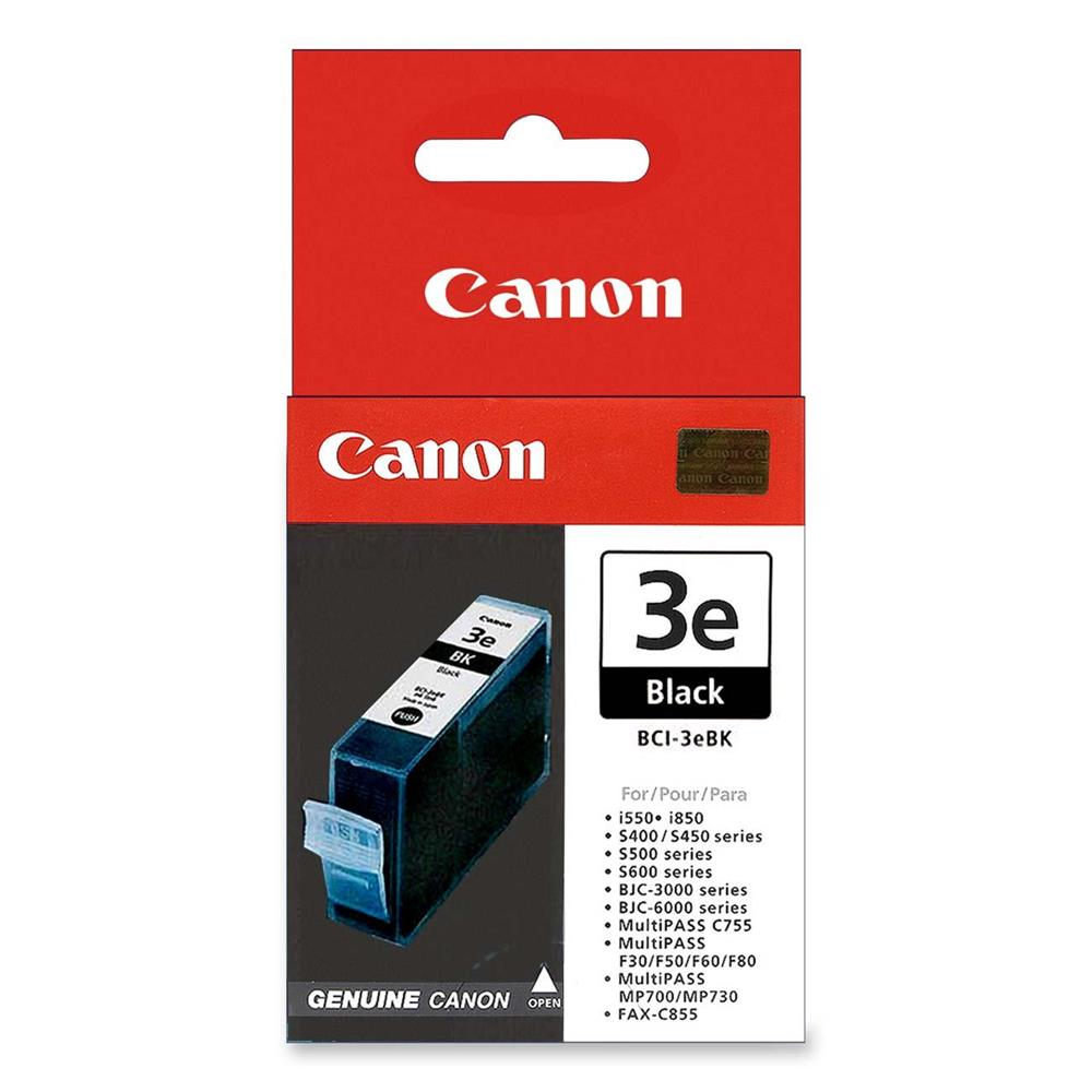 CANON BCI-3E BLACK INK