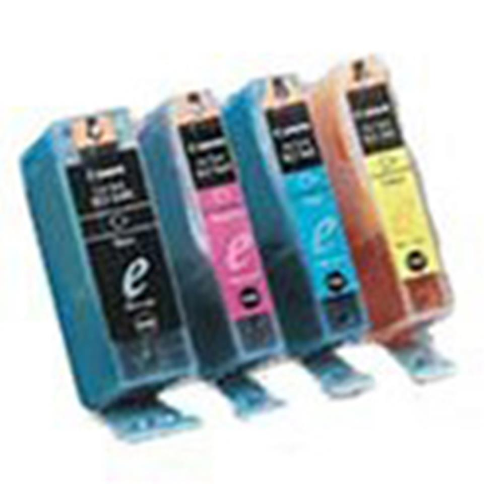 CANON BCI-3E COLOUR INK 3-PACK