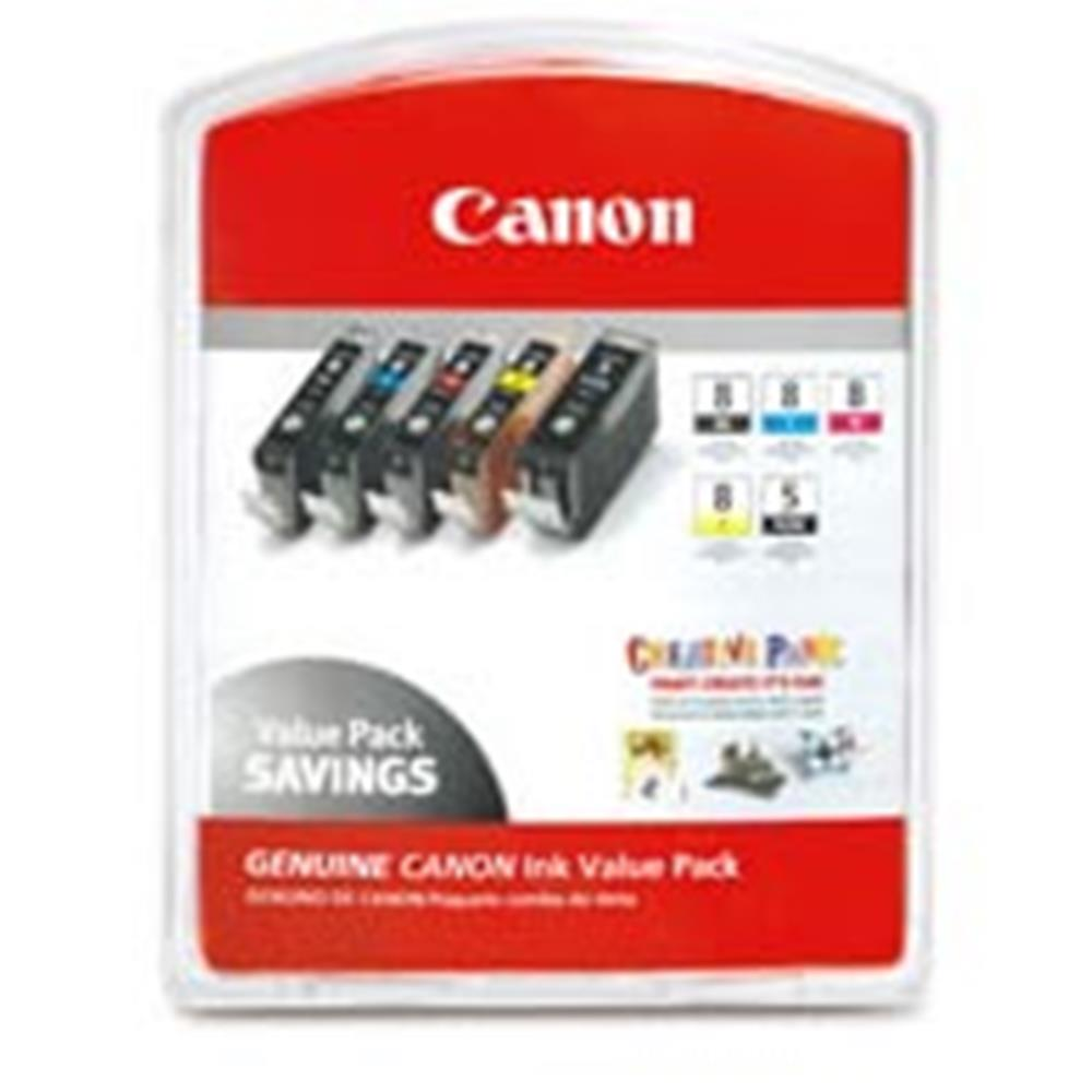 CANON CLI-8 VALUE PACK CYAN/MAGENTA/YELL