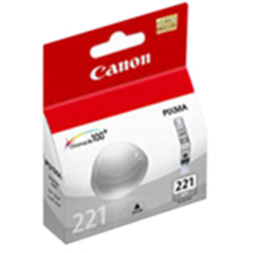 CANON CLI-221GY GREY CARTRIDGE