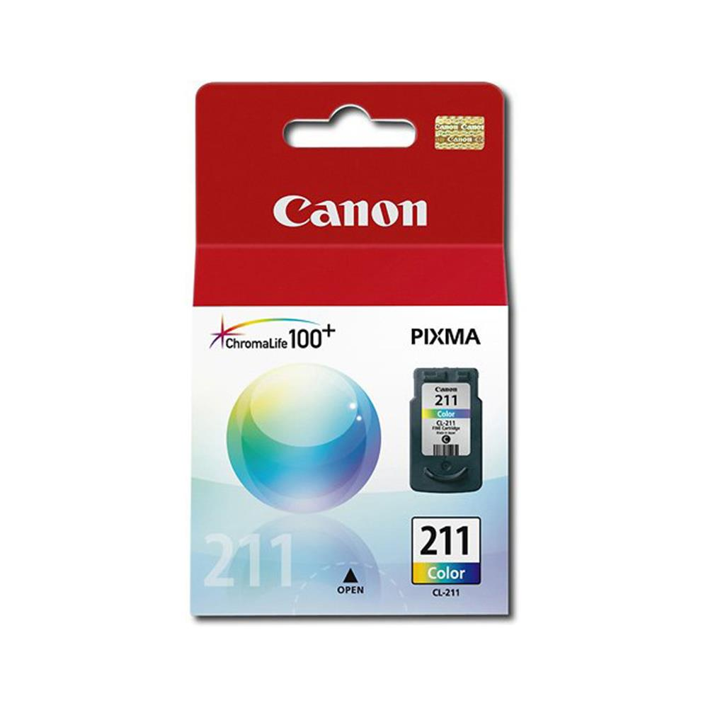CANON PG-211 COLOUR INK CARTRIDGE