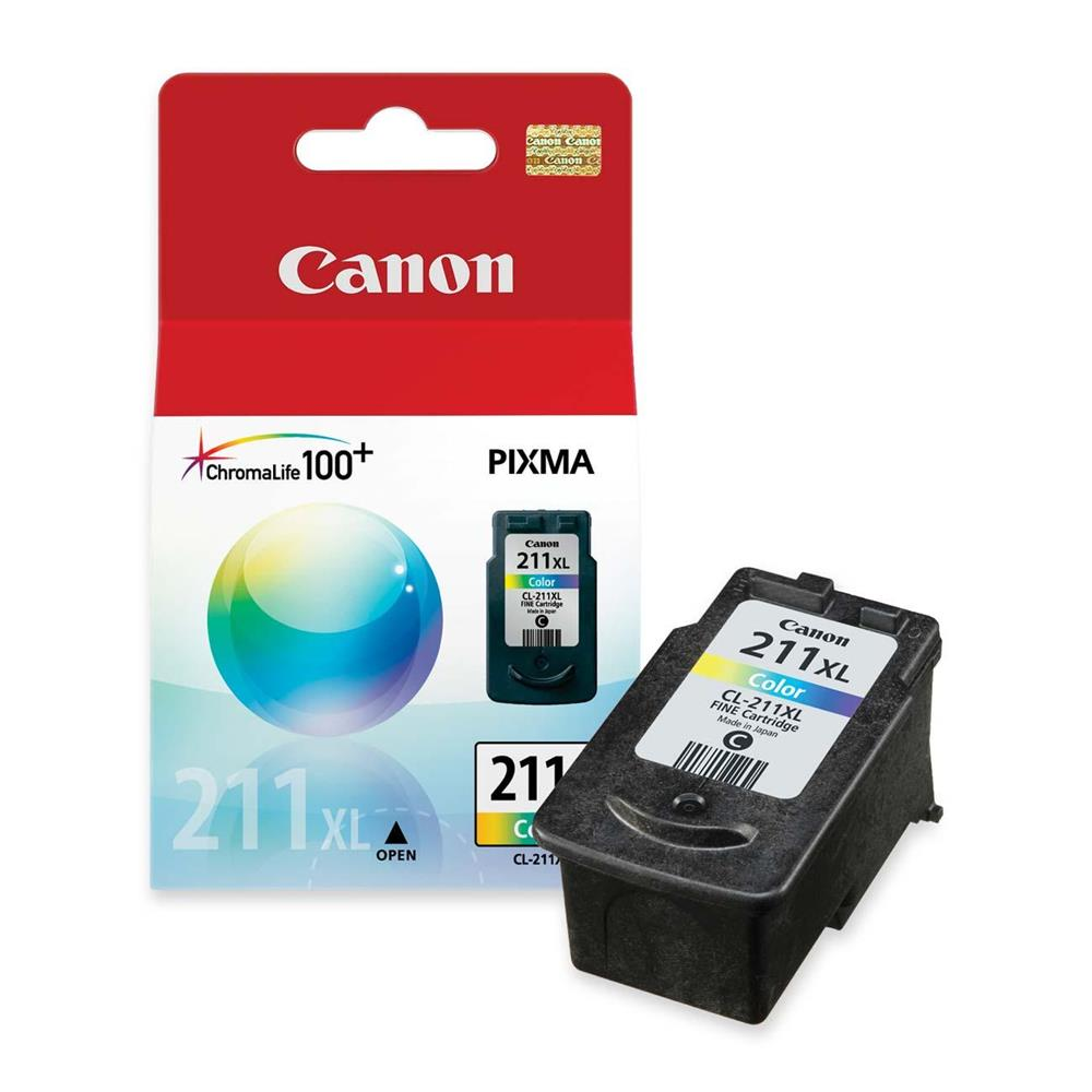 CANON PG-211XL COLOUR INK CARTRIDGE