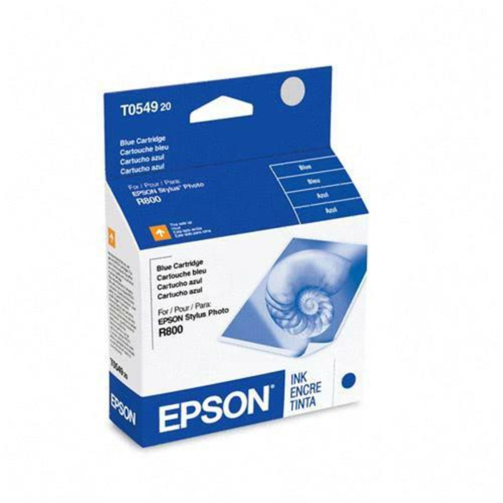EPSON T054920 BLUE INK (R800/1800)