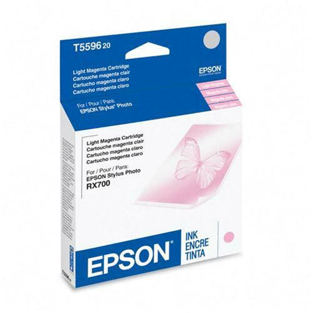 EPSON LIGHT MAGENTA INK RX700   T559620