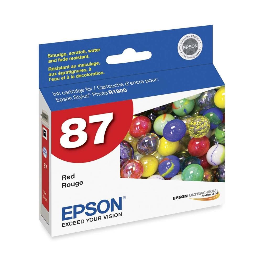 EPSON 87 RED INK (T087720)R1900