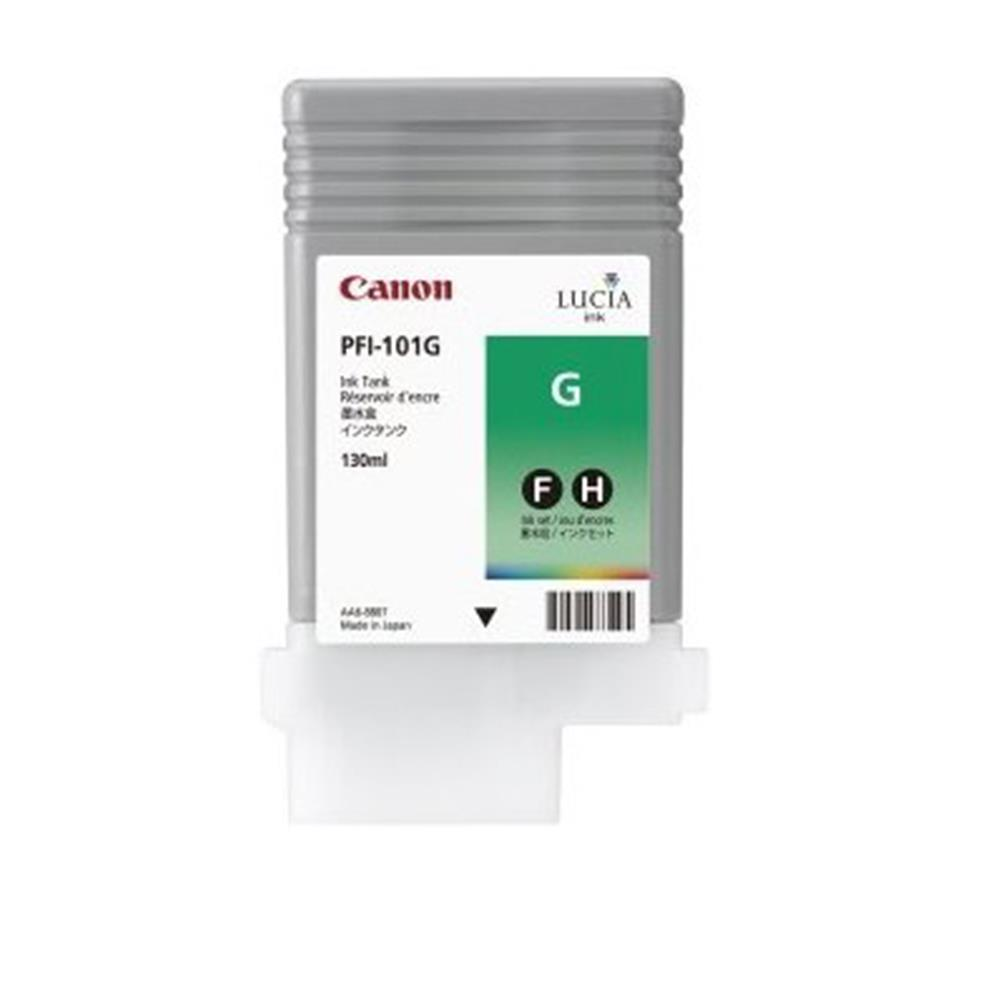 CANON GREEN INK 130ML PFI-101G