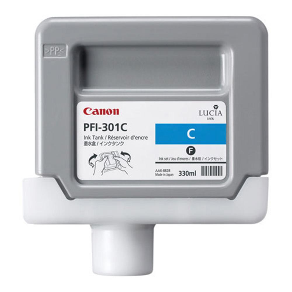 CANON CYAN INK 330ML PFI-301C