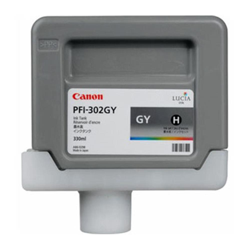 CANON GRAY INK 330ML PFI-302GY