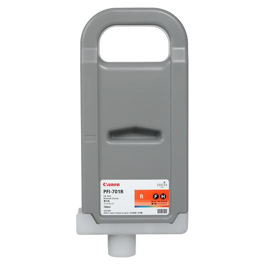 CANON RED INK 700ML PFI-701R