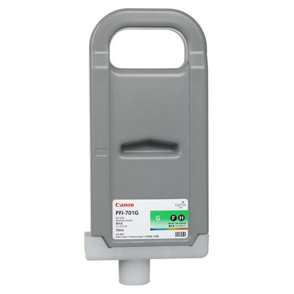 CANON GREEN INK 700ML PFI-701G