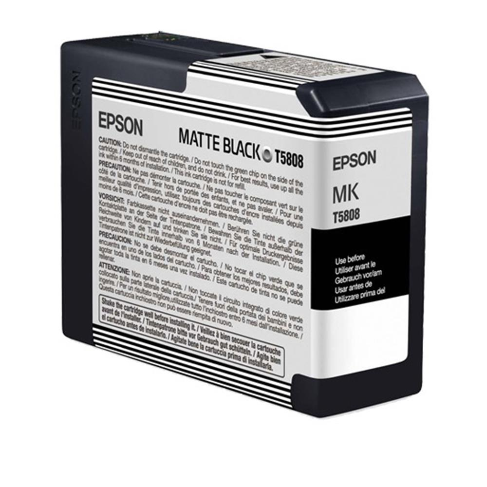 EPSON 4880/4800 MATTE BLACK UC K3 220ML