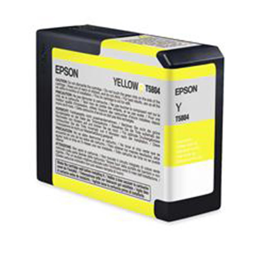 EPSON 220ML UC K3 98/78/7880 YELLOW INK