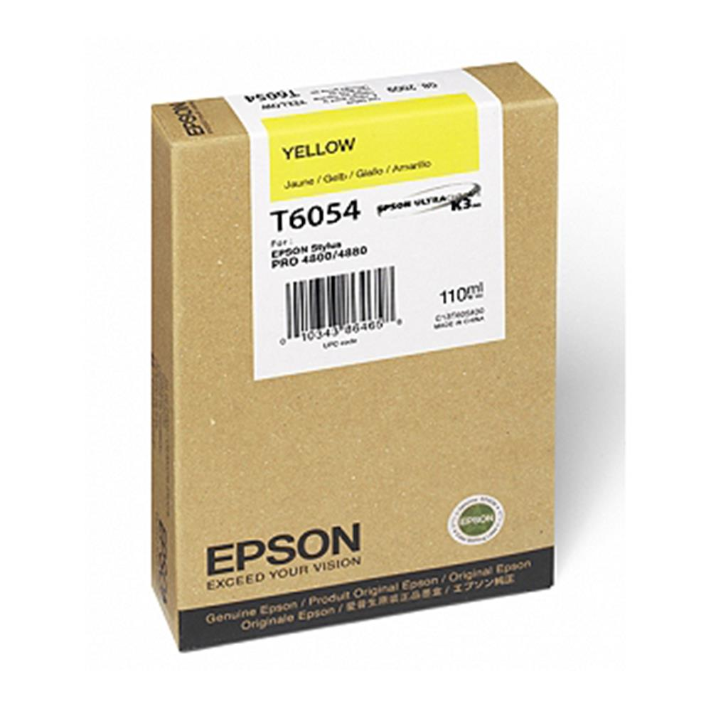 EPSON 4880/4800 YELLOW UC K3 110ML