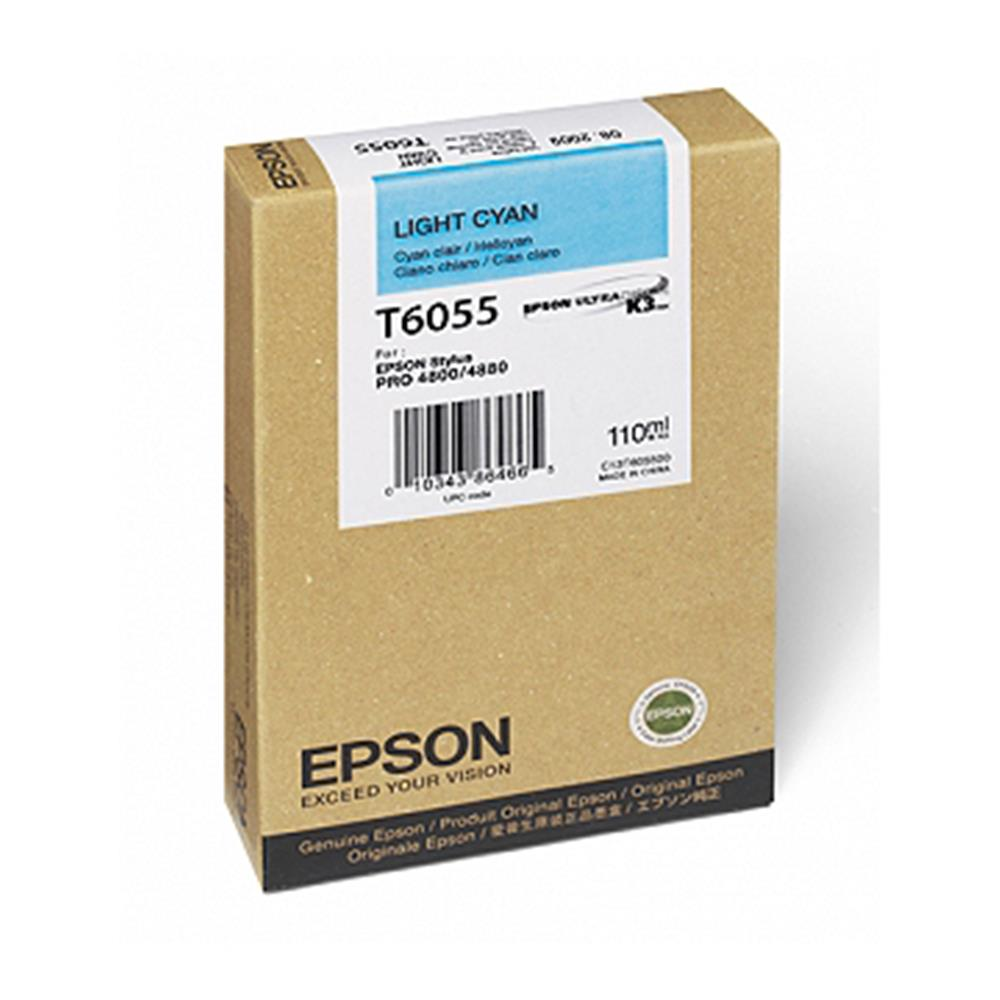 EPSON 4880/4800 LIGHT CYAN UC K3 110ML