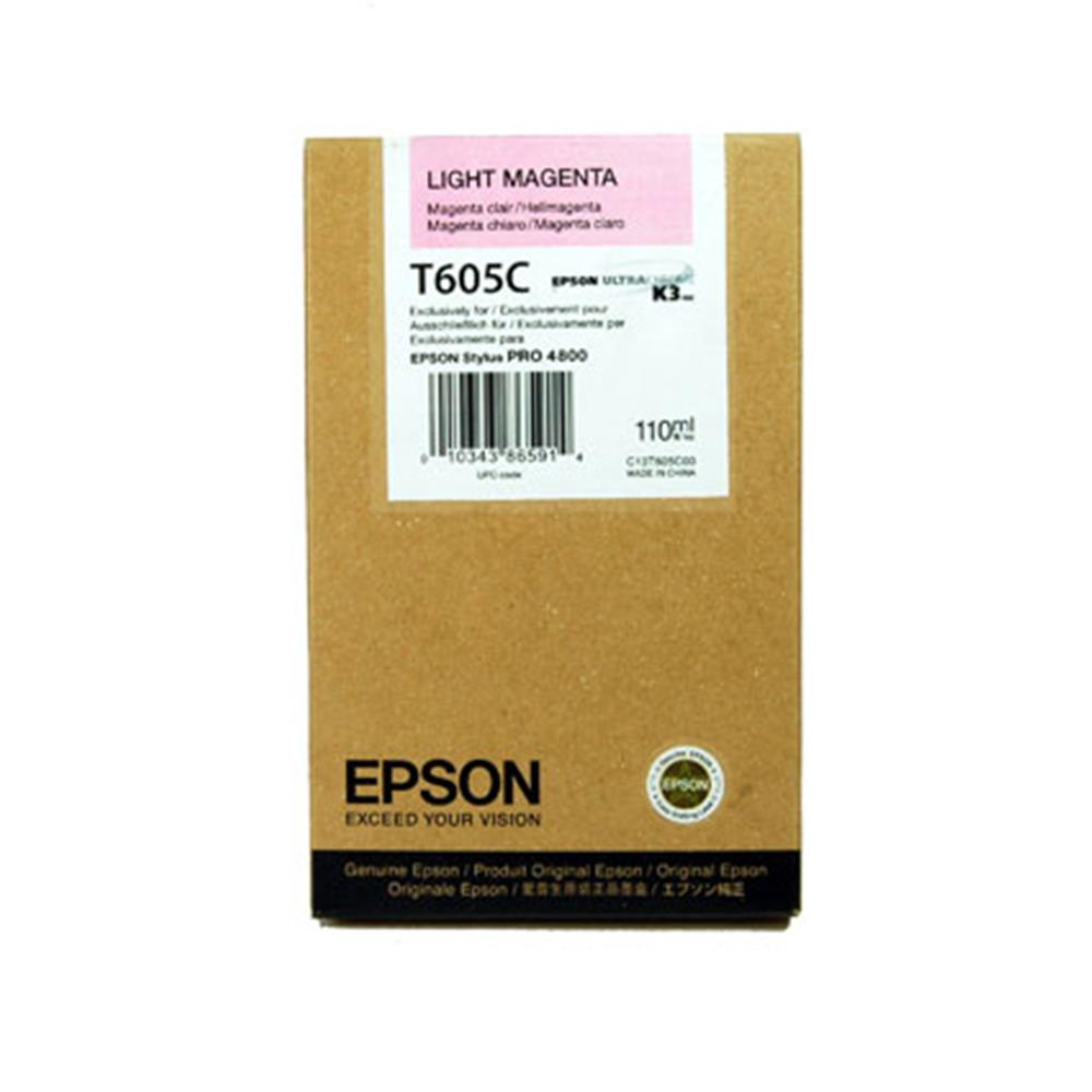 EPSON 4800 LIGHT MAGENTA UC K3 110ML