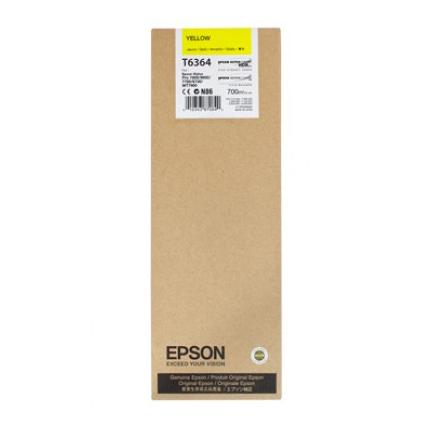 EPSON 78/9890 UC HDR YELLOW (150ML)