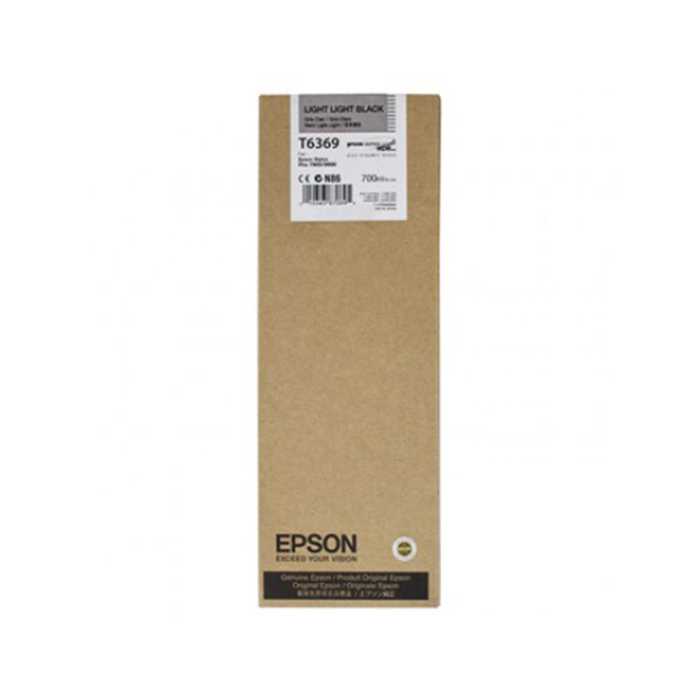 EPSON 78/9890 UC HDR LT LT BLACK (150ML)
