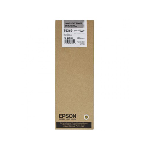 EPSON 79/99XX UC HDR LT LT BLACK (700ML)