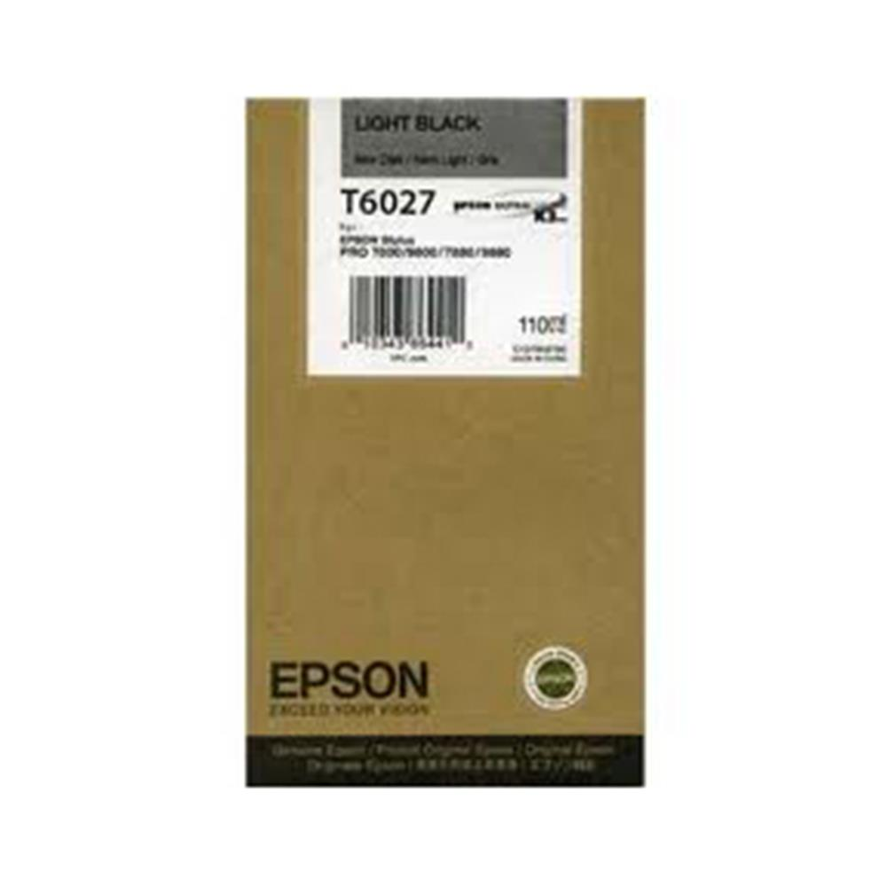 EPSON 78/98XX UC LIGHT BLACK (110ML)