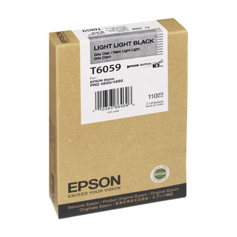 EPSON 78/98XX UC LT LIGHT BLACK (110ML)