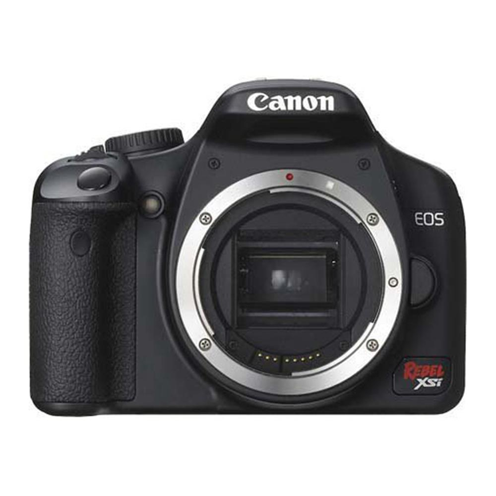 CANON D-REBEL XSI BLACK BODY