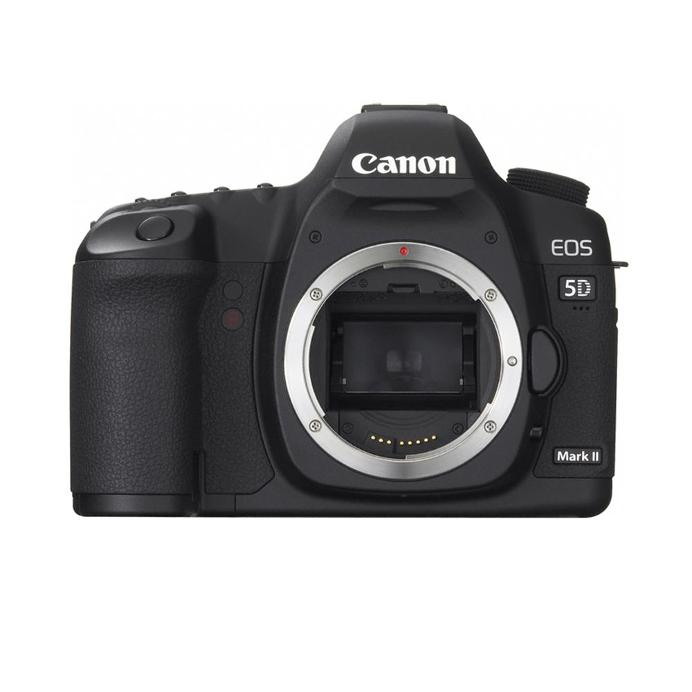 CANON EOS-5D MK II DIGITAL SLR BODY