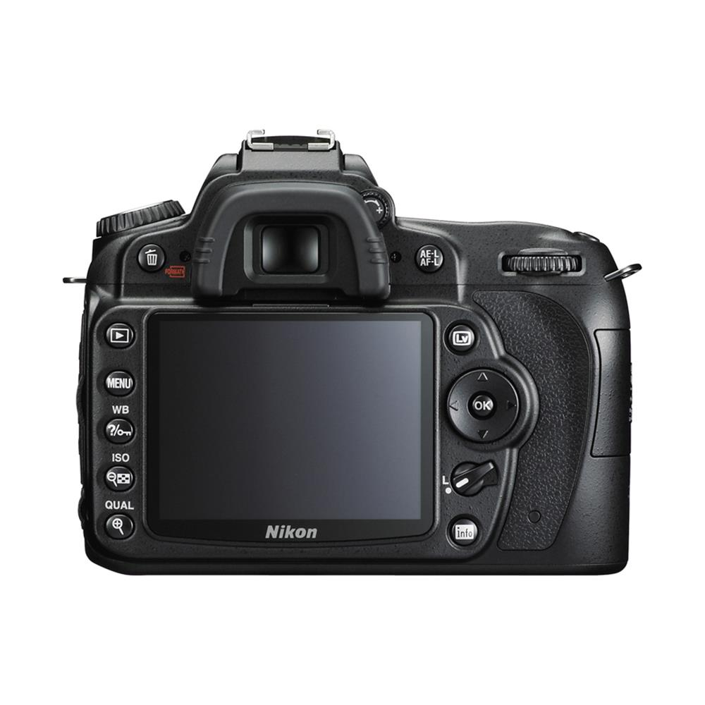 Nikon D90 Digital SLR Camera Back