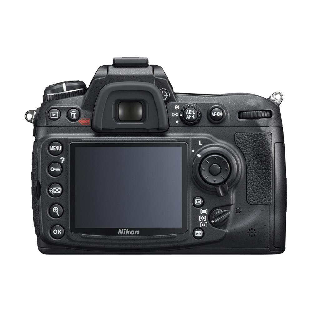 Nikon D300S Digital SLR Camera Back