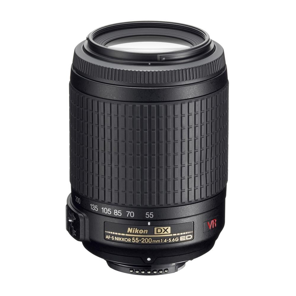 NIKON DX VR 55-200 F4-5.6G IF-ED
