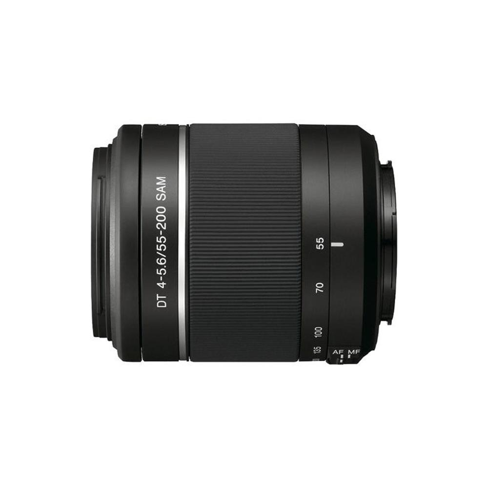 SONY ALPHA 55-200 F4-5.6 LENS (NEW)