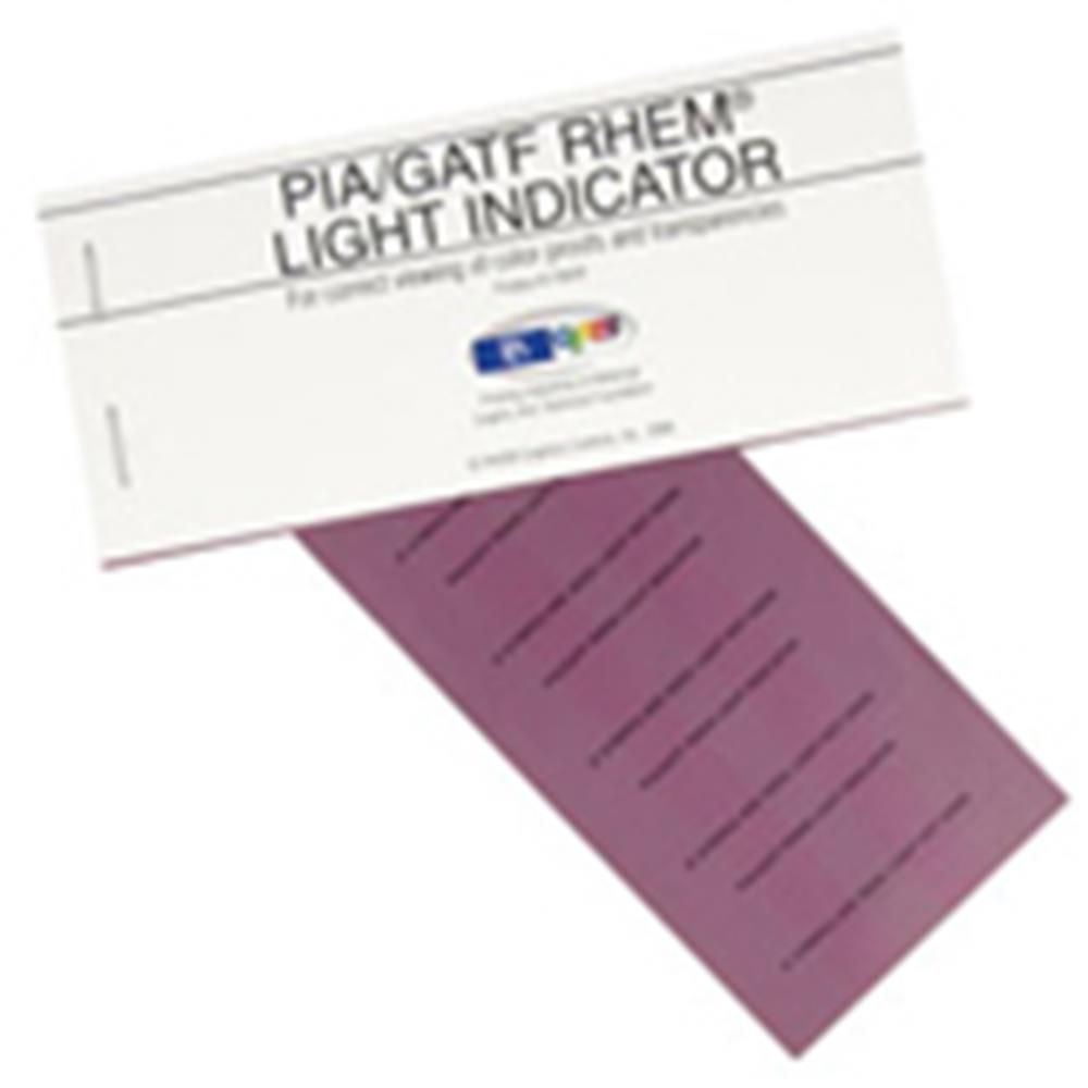 GATF RHEM INDICATOR STICKERS 50PK 7065R
