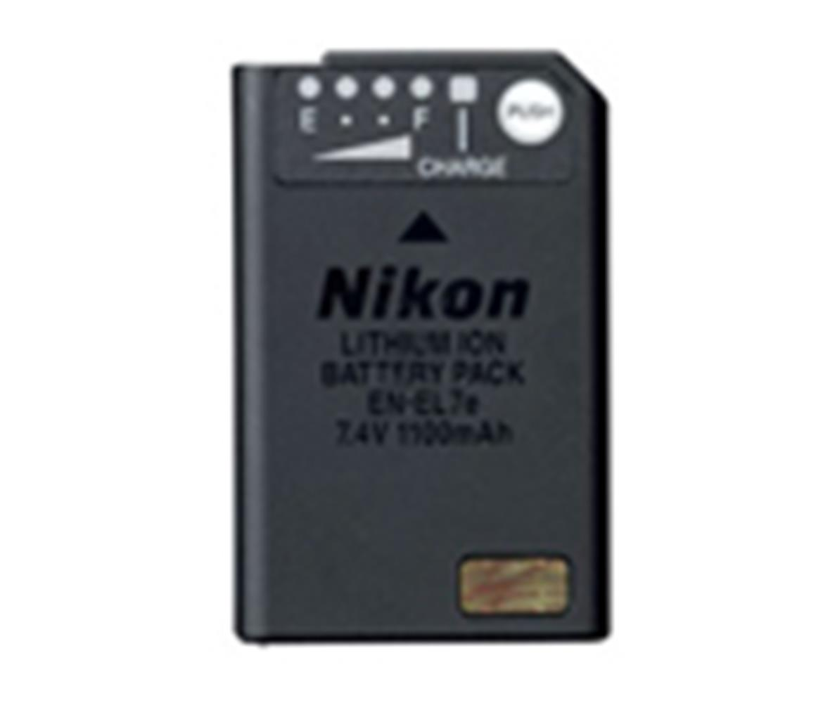 NIKON EN-EL7E BATTERY W/LED (CP8400/8800)