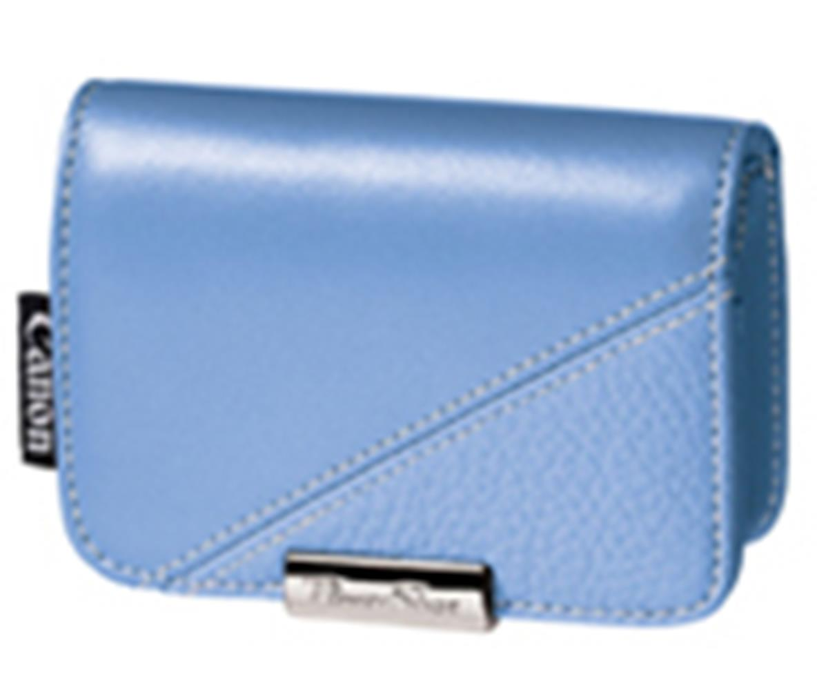 CANON BLUE ELPH SERIES II LEATHER CASE