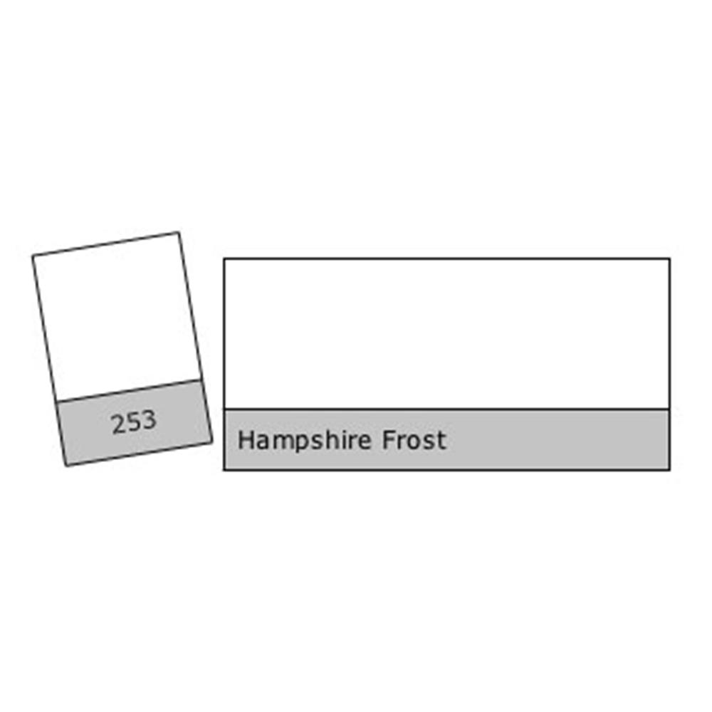 LEE FILTER GEL HAMPSHIRE FROST     S253
