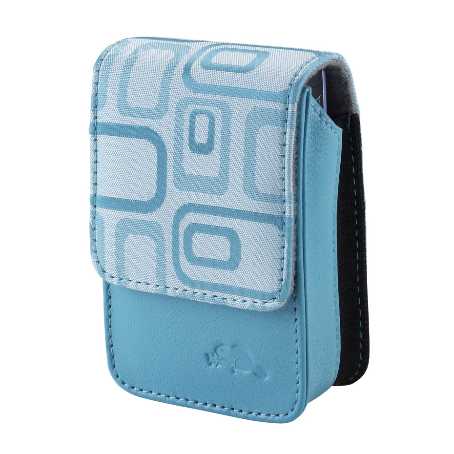 ROOTS POPSICLE LEATH&FABRIC METRO POUCH