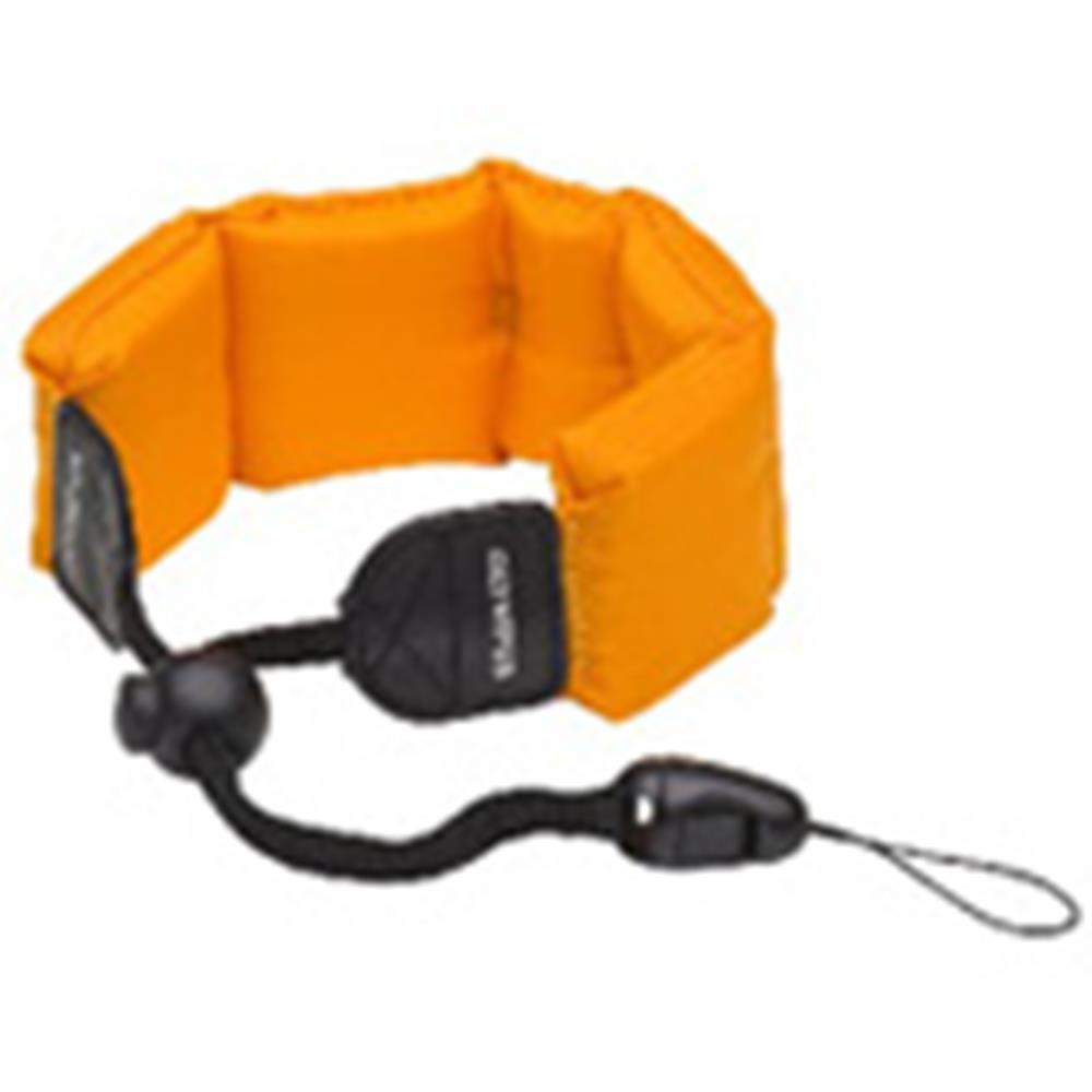 OLYMPUS ORANGE FLOAT STRAP 202204