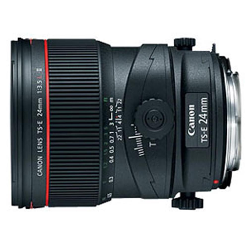 CANON TS-E 24MM F3.5L II TILT-SHIFT LENS