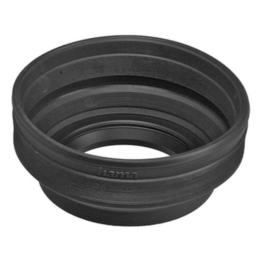 HAMA 77MM RUBBER LENS HOOD